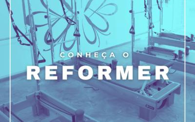 Reformer – Considerado o equipamento mais completo