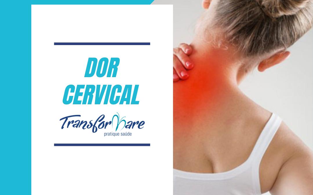 Você sente dores cervicais?